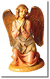 12 Inch Scale Kneeling Angel