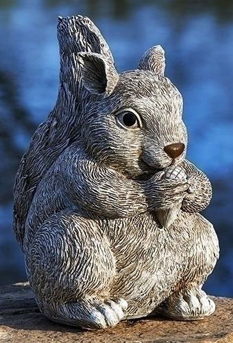 Squirrel Garden Statue
