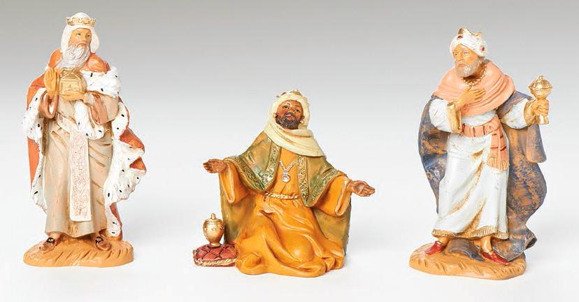Fontanini Christmas Ornaments